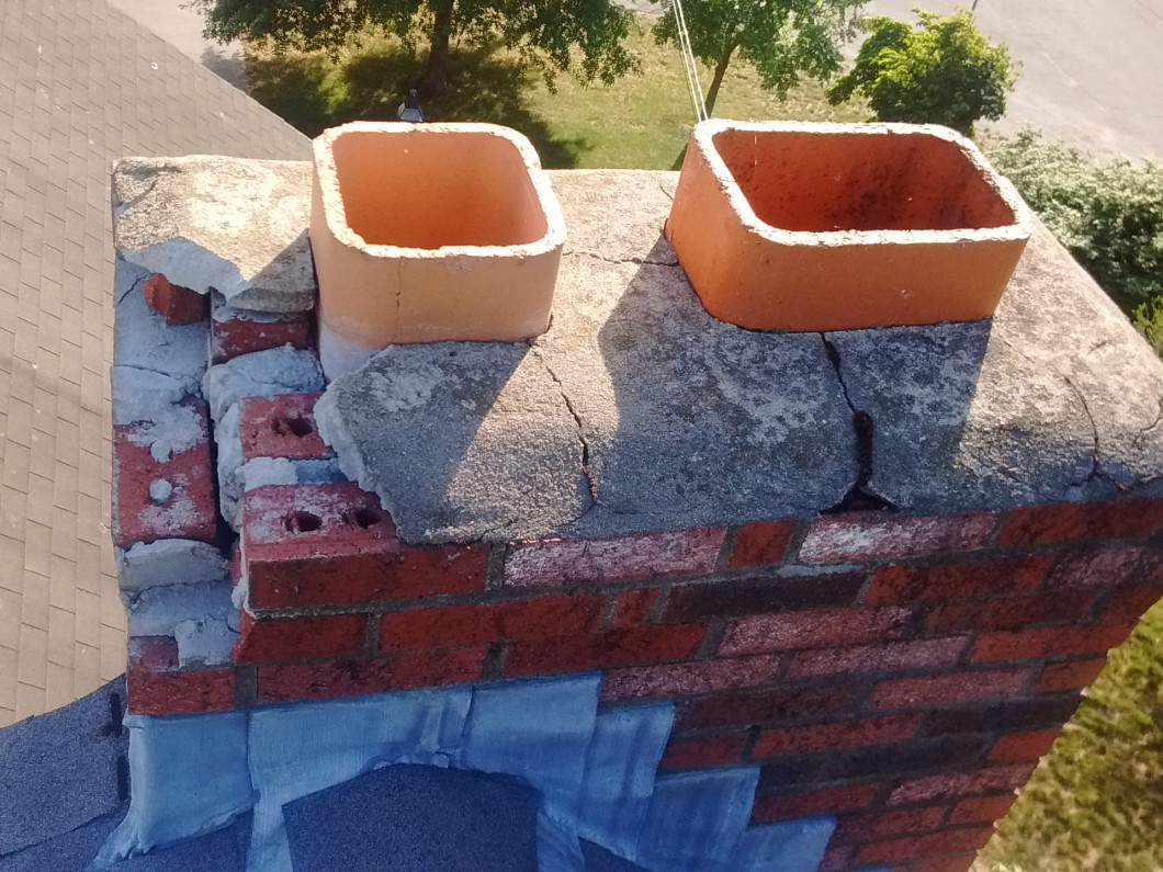 Is Your Chimney Crumbling?
