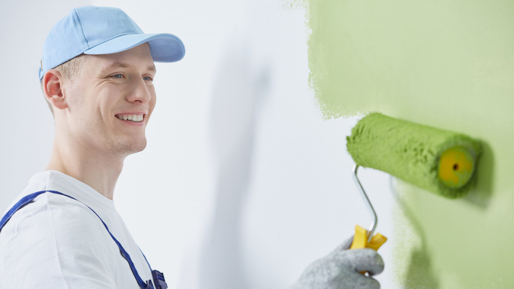 We'll Tackle Your Interior Painting Project